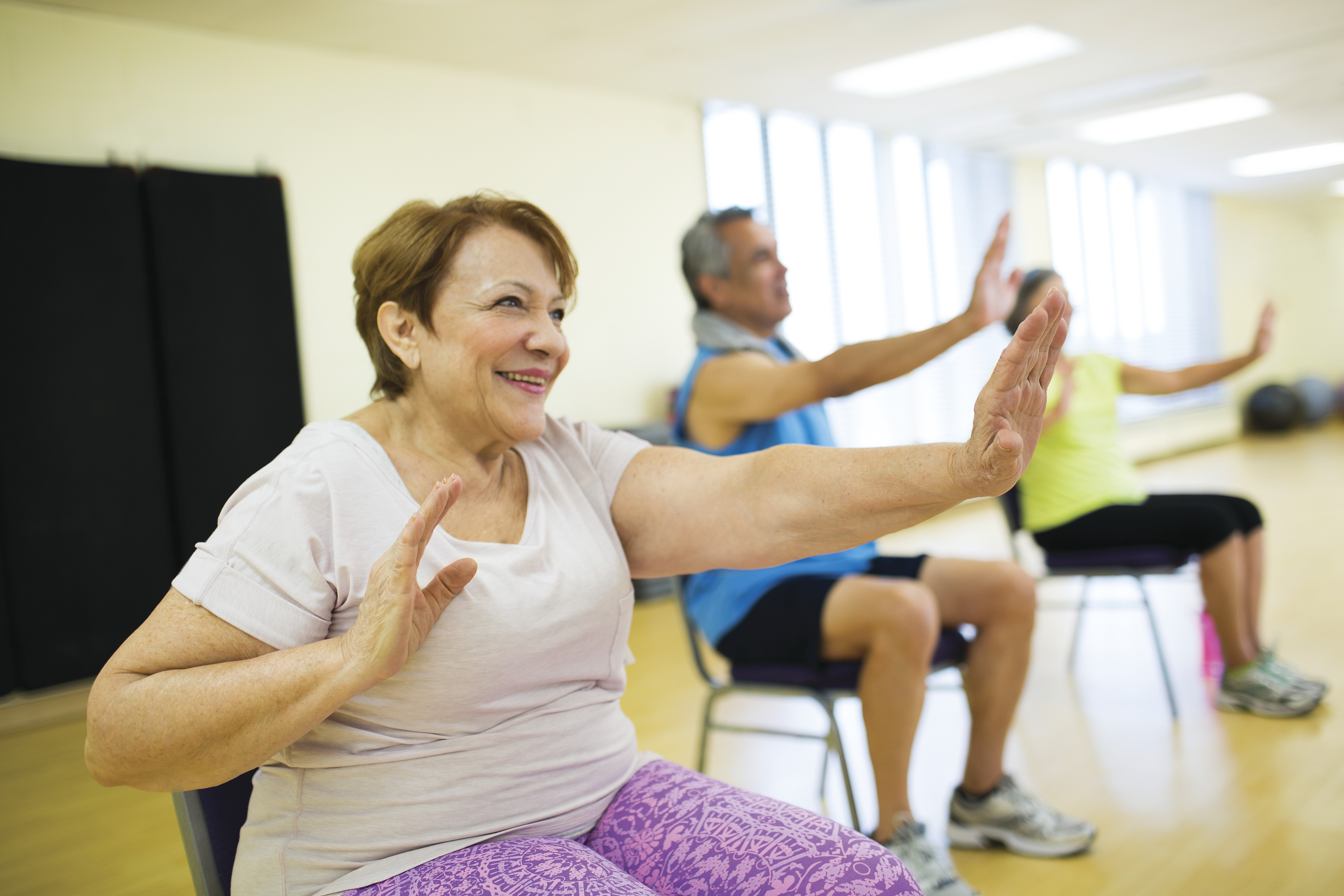 elderly wellness