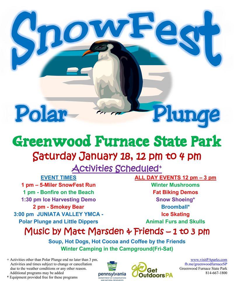 snowfest flyer