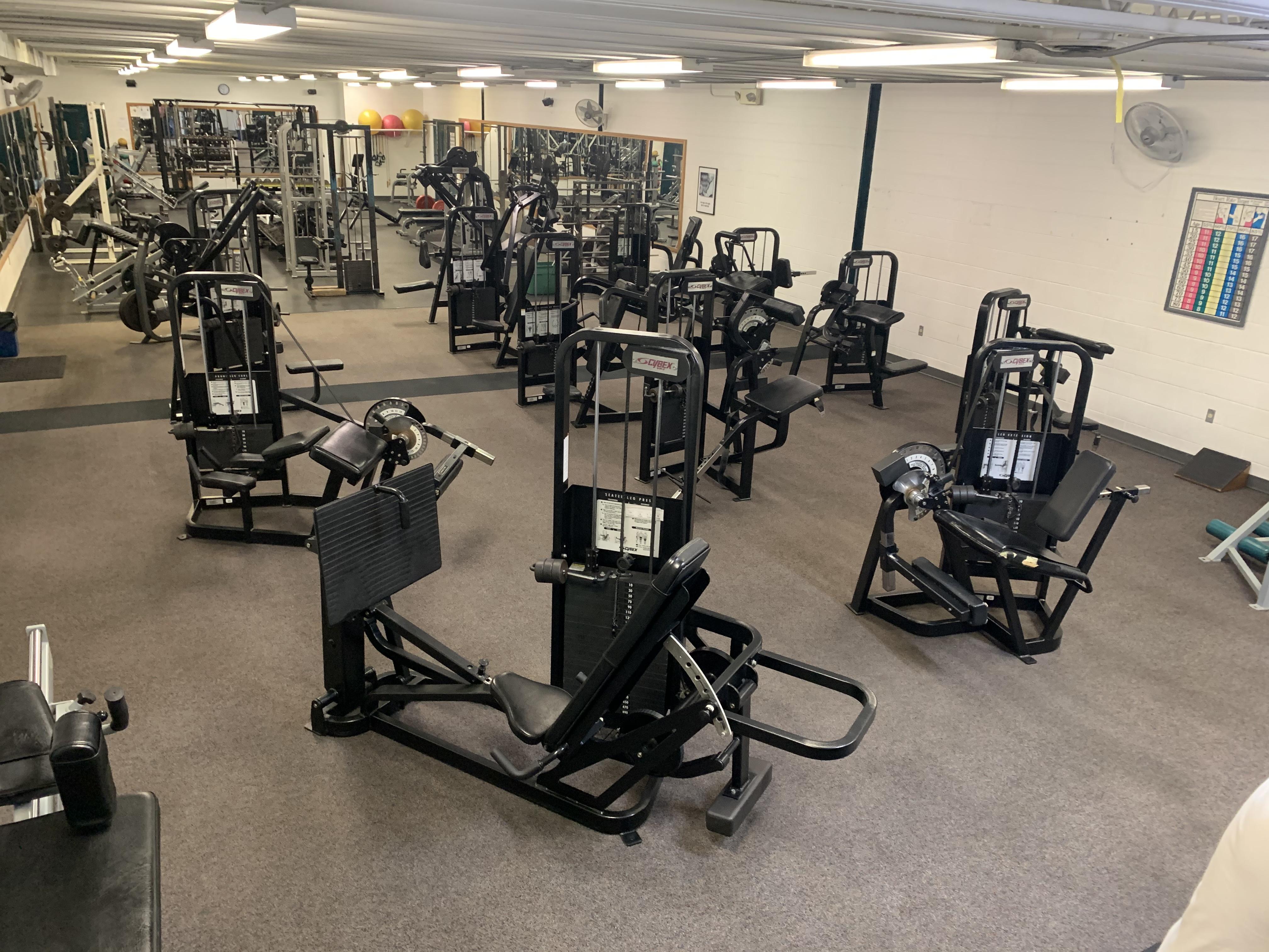 JV YMCA Wellness Center 2