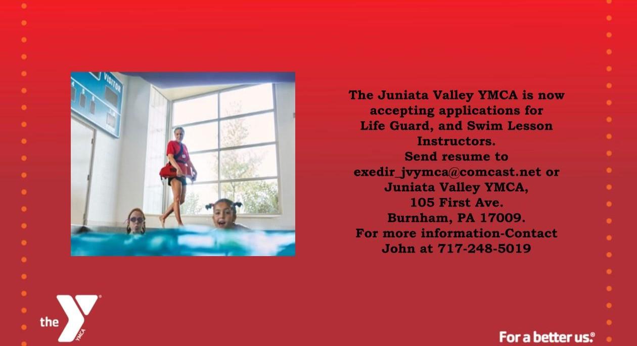 Life Guard JVYMCA